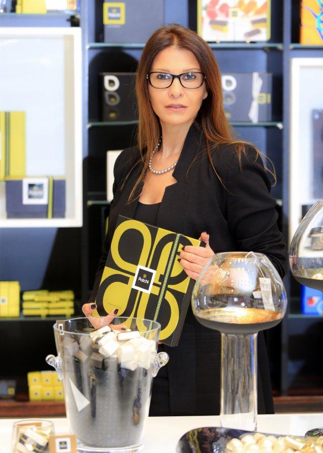 محاور المشاهير يلتقي ألين آشكاريان المديرة العامة لـ Patchi الإمارات